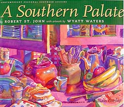 A Southern Palate with Wyatt Waters