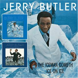 Jerry Butler album cover