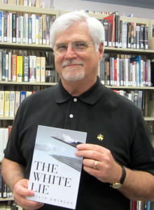 Author Philip Shirley, Photo by N. Jacobs