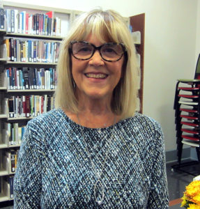 Susan Cushman. 2017. Starkville Public Library. Photo by Nancy Jacobs